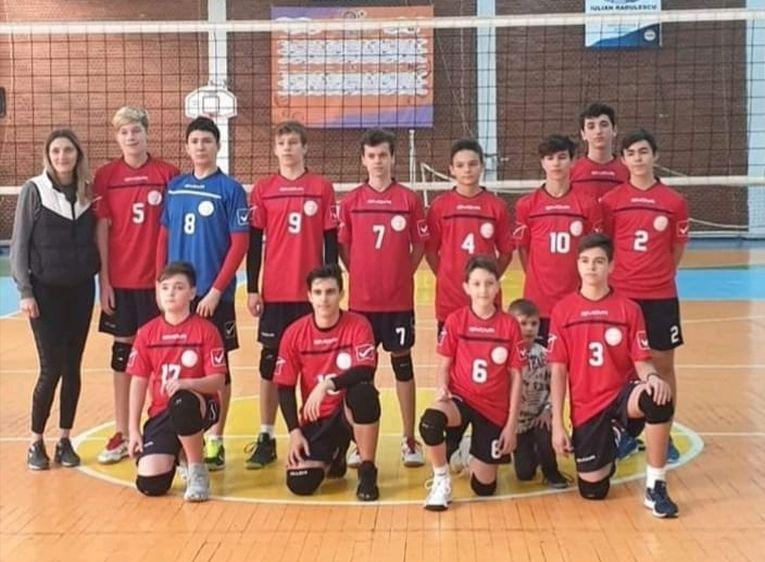 Echipa masculină de speranțe CSS Arcada Galați pentru sezonul 2019/ 2020