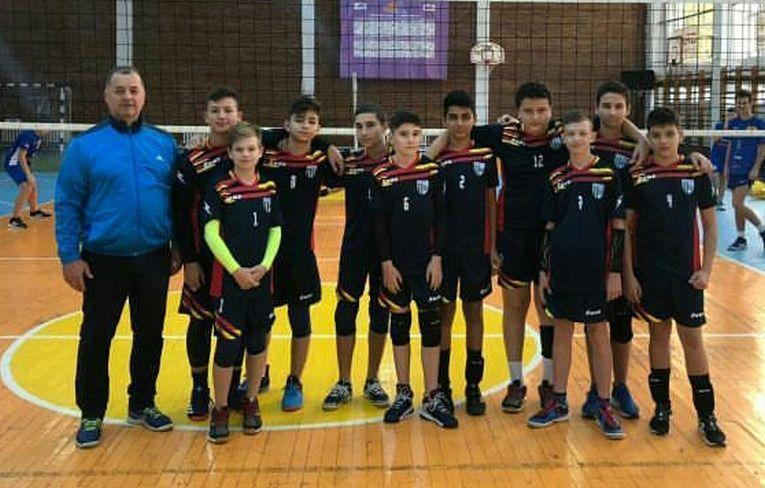 Echipa masculina de sperante CSM Ploiesti pentru sezonul 2019/ 2020
