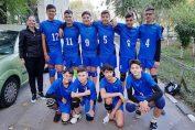 Echipa masculină de speranțe CSS Dinciu Golescu Câmpulung Muscel pentru sezonul 2019/ 2020