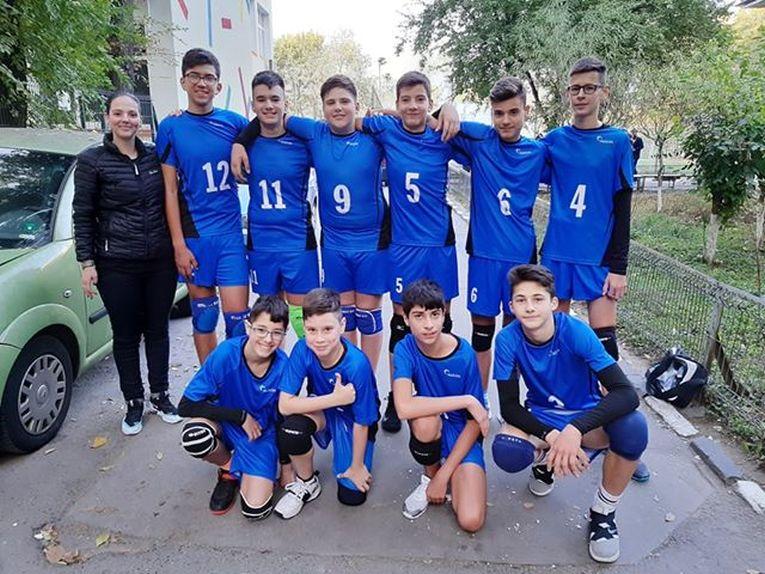 Echipa masculină de speranțe CSS Dinicu Golescu Câmpulung Muscel pentru sezonul 2019/ 2020