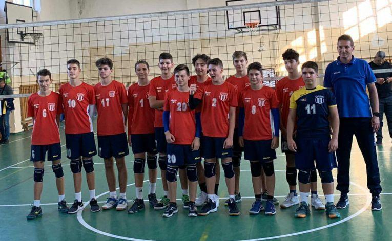 Echipa masculină de speranțe CSS Viitorul Cluj pentru sezonul 2019/ 2020
