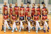 Stiinta Bacau, echipa pentru campionatul 2019/ 2020 al Diviziei A1 la volei feminin