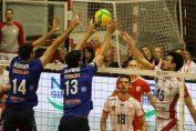 Arcada Galați a fost eliminată de Vojvodina Novi Sad din Liga Campionilor