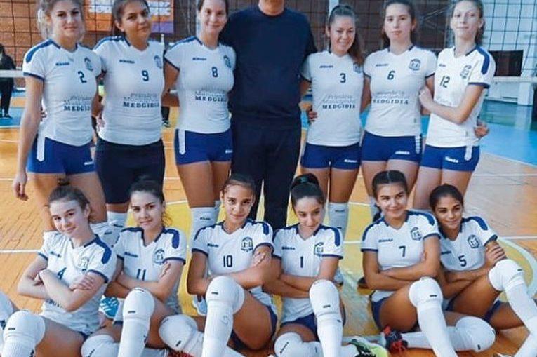 Echipa de cadete CS Medgidia pentru sezonul 2019/ 2020