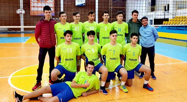 Echipa de cadeti CSS Tulcea pentru campionatul 2019/ 2020