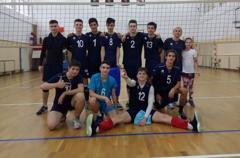 Echipa de cadeti CNNT Craiova pentru campionatul 2019/ 2020