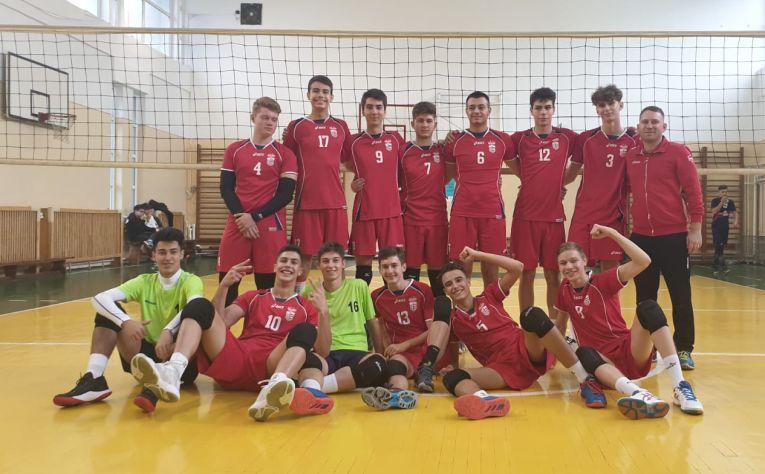 Echipa de cadeti Dinamo pentru campionatul 2019/ 2020