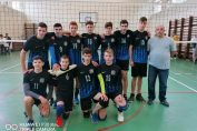 Echipa de cadeti LPS Bistrița pentru sezonul 2019/ 2020