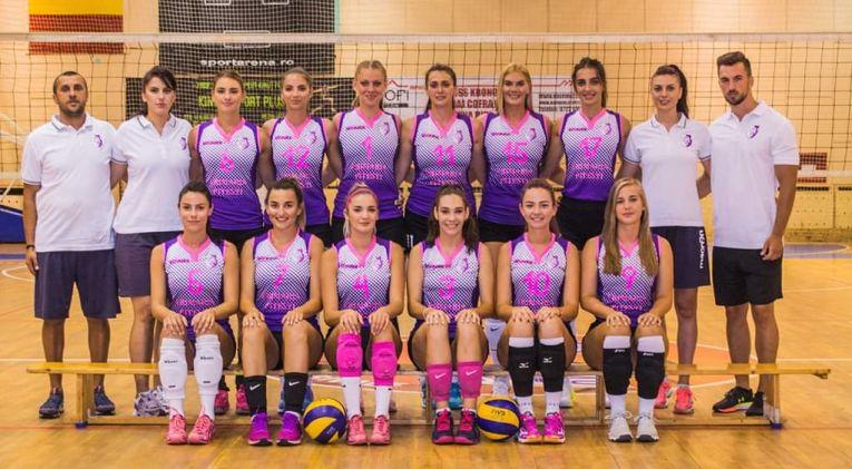 FC Arges, echipa pentru campionatul 2019/ 2020 al Diviziei A1 la volei feminin