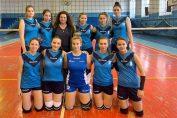 Echipa de junioare CSM Braila pentru campionatul 2019/ 2020