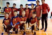 Echipade minivolei CSS Tulcea la al doilea turneu al campionatului 2019/ 2020