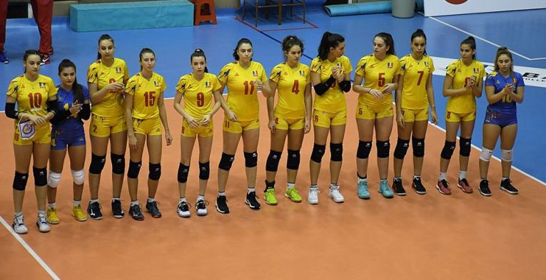 Nationala feminina Under 17 a Romaniei, la turneul balcanic de calificare la Campionatul European