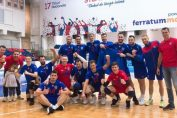 tudor constantinescu voleyball steaua bucharest romania setter team