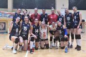 Volei Alba Blaj e neînvinsă în Divizia A1 la volei feminin