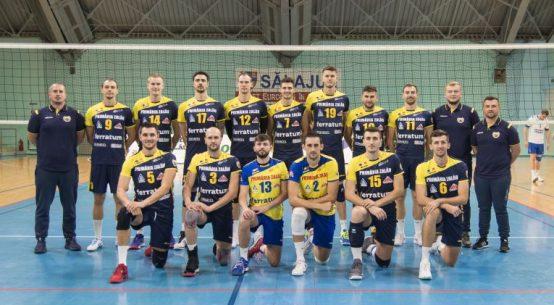 Volei Municipal Zalău, echipa pentru campionatul 2019/ 2020