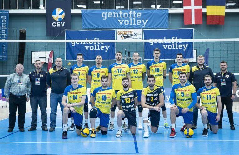 Volei Municipal Zalău în cupele europene 2019/ 2020