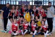 CSS Volei Cristina Pîrv și bucuria caliicării în turneul final al Seriei Vest a Diviziei A2