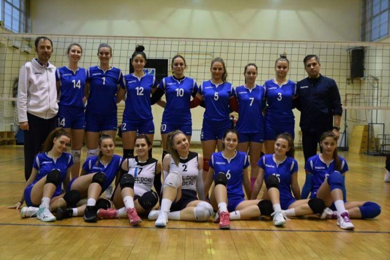 CTF Mihai I s-a calificat în turneul final al Seriei Est a Diviziei A2