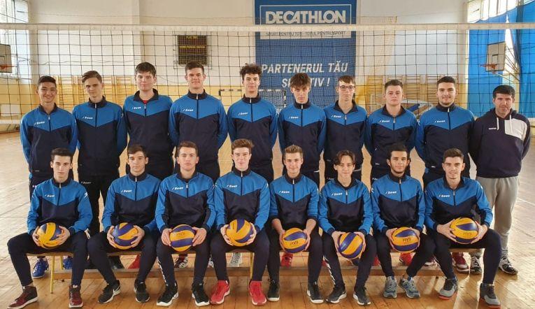 Echipa de juniori LPS Bihorul Oradea în campionatul 2019/ 2020