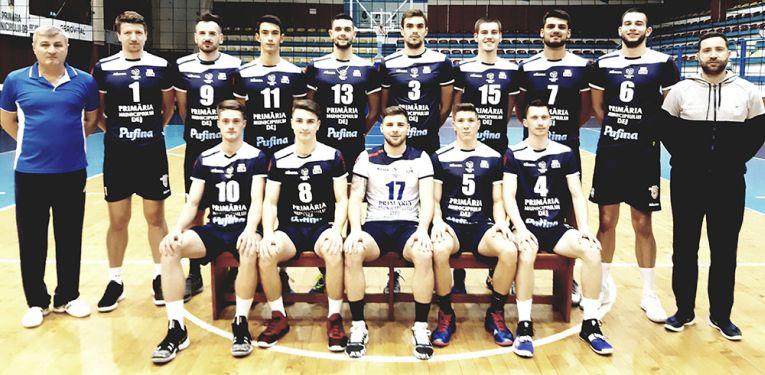 Unirea Dej în prima jumătate a campionatului 2019/ 2020