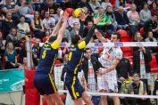 Volei Municipal Zalău a pierdut cu 3-0 primul tur al Cupei Challenge