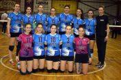 Echipa feminina CSM Focsani la turneul fazei a II-a a play-off-ului Seriei Est a Diviziei A2