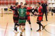 Dinamo a câștigat în cinci seturi meciul cu Volei Municipal Zalău