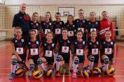 Echipa feminina de sperante Sport Land Bacau