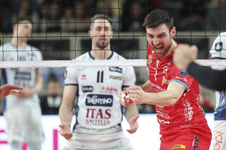 Lube Civitanova si Trentino s-au înfruntat și în Liga Campionilor