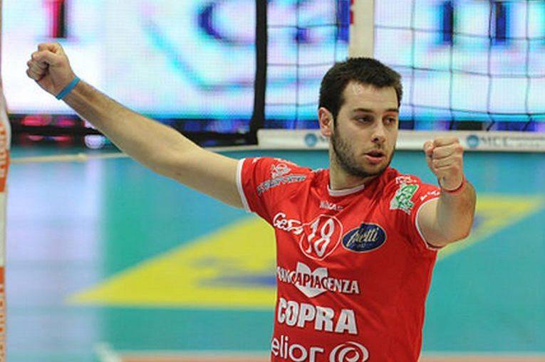 Luciano De Cecco a jucat 6 ani la Perugia