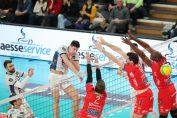 Trentino și Lube Civitanova se vor mai întâlni abia în sezonul viitor