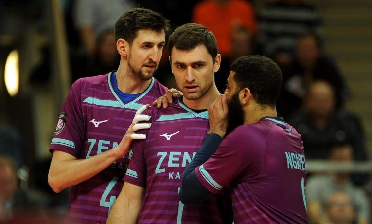 Bulgarul Tvetan Sokolov a fost coechipier la Zenit Kazan cu Mihailov și Ngapeth