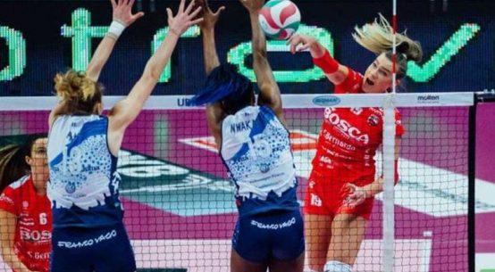 Adelina Ungureanu, în atac pentru Cuneo