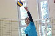 Andrei Druță, jucătorul formației de juniori CTF MIhai I, s-a transferat în divizia secundă franceză, la Grand Nancy Volley Ball