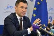 Ionuț Stroe, Ministrul Tineretului și Sportului