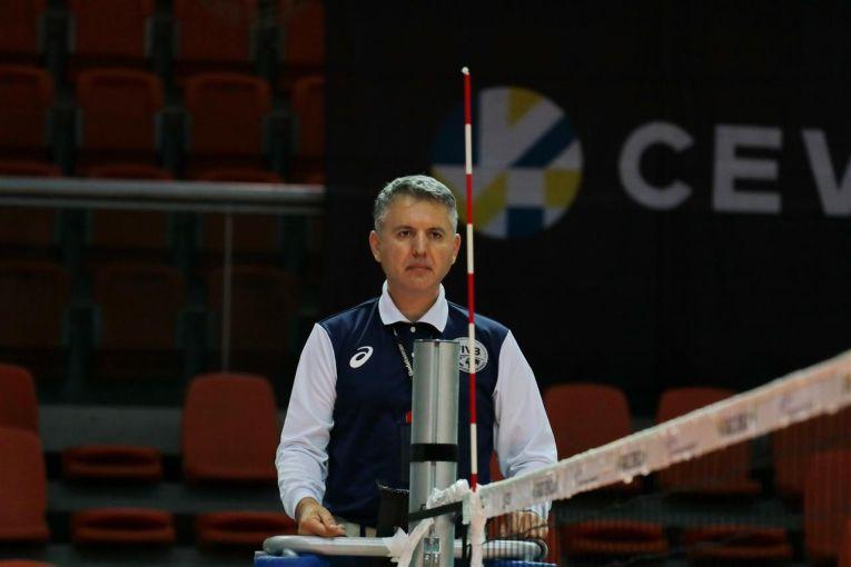 Benone Vișan a conduc 5 meciuri la Campionatul European U19 (f), printre care și o semifinală
