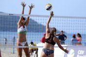Româncele au fost eliminate de la Europene U18 de volei pe plajă