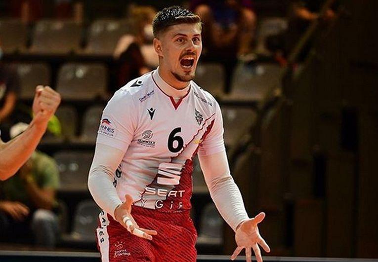 Adrian Aciobăniței, bucuros după un punct
