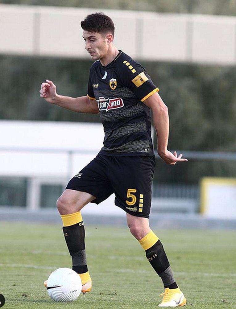 Ionuț Nedelcearu a fost învoit de la națională pentru a semna cu AEK și a face primele antrenamente și amicale cu noua lui echipă