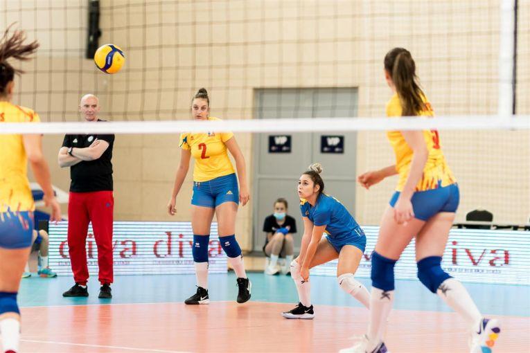 România a câștigat două meciuri cu 3-2 la Europene