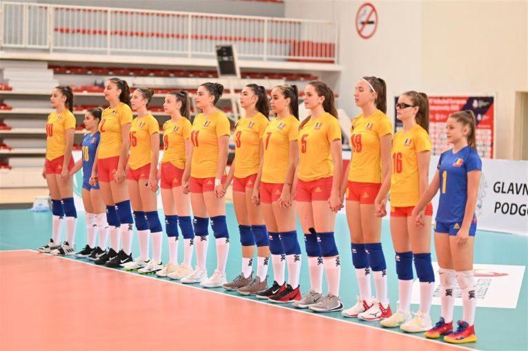 Nationala feminină a României Under 17
