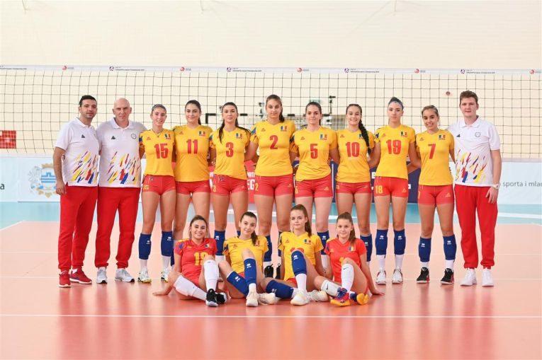 Nationala României U17, înaintea primului meci de la Europenele 2020