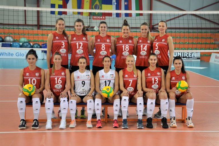 Volei Alba Blaj pentru sezonul 2020/ 2021