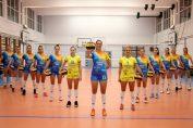 Echipa de volei ACS Volei Turda Cristina Pîrv pentru sezonul 2020/ 2021