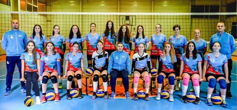 Bravol Brașov, echipa pentru turneul 2 al Diviziei A2