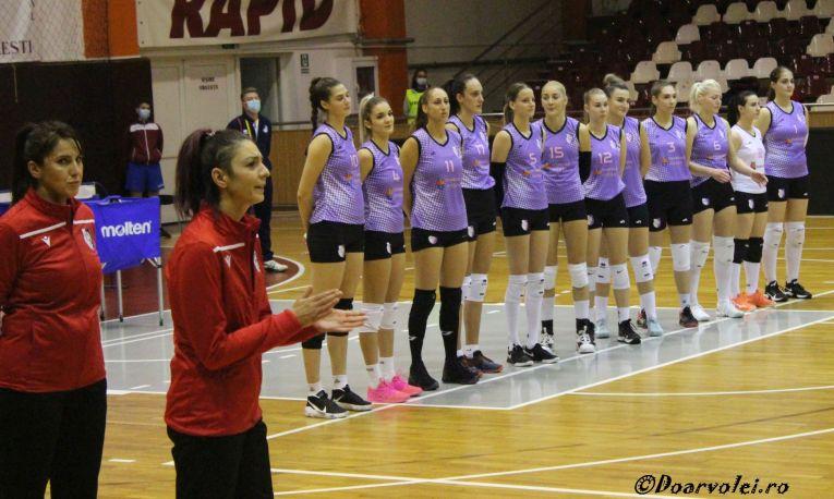 FC Argeș, la startul meciului