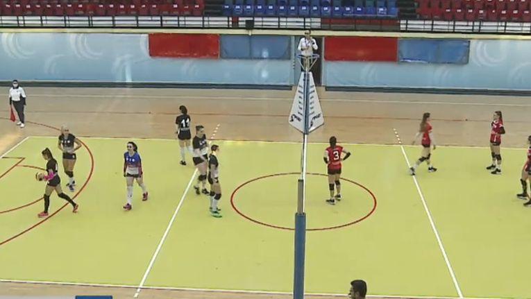 Academia de Volei Tomis Constanța a învins pe Dacia Mioveni