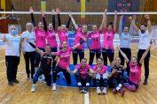 Universitatea Cluj și bucuria obținerii primei victorii în campionatul 2020/ 2021