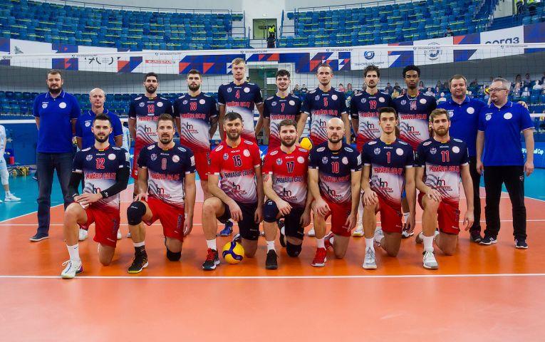 Arcada Galați înaintea meciului cu Dinamo Moscova