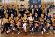 LPS Bihorul Oradea cadete și junioare poză de grup echipă